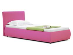 Зображення Кровать Лили Luxe 90x200 Розовый 2
