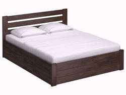 Ліжко Calgary Luxe 160x200 Олія Коричневий 1
