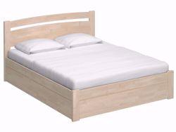 Ліжко Edmonton Luxe 160x200 Олія Натуральний 1