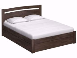 Ліжка Edmonton Luxe 160x200 Олія Коричневий 1