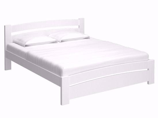 Ліжко Edmonton 160x200 Фарба Білий 1