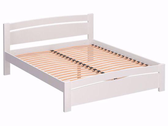 Ліжко Edmonton 160x200 Фарба Білий 3