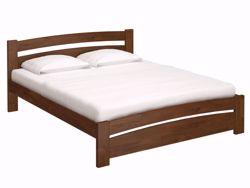 Ліжко Edmonton 160x200 Фарба Горіх 1