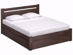 Ліжко Montreal Luxe 160x200 Олія Коричневий 1