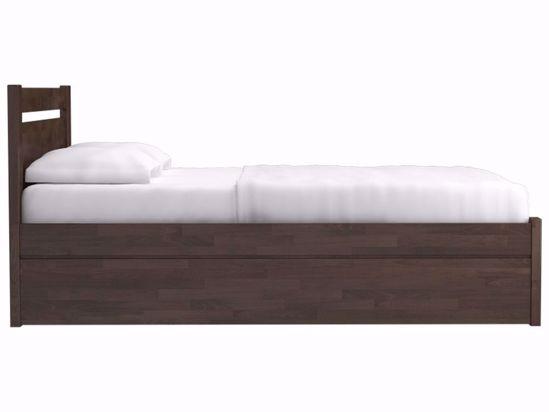 Ліжко Montreal Luxe 160x200 Олія Коричневий 3