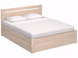 Ліжко Montreal Luxe 160x200 Олія Натуральний 1