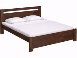 Ліжко Montreal 160x200 Фарба Коричневий 1