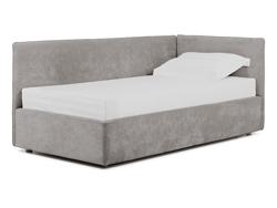 Зображення Ліжко Поліна Luxe 120x200 Сірий 2