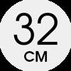 Gomarco - Amb Fla Cor - 32 sm - 2