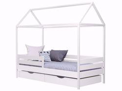 Ліжко Аммі 90x190 Білий 1