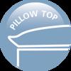 Vegas - - pillow top - 19