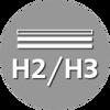 Infinito - - H2/H3 - 2