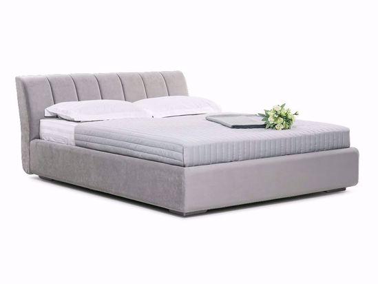 Ліжко Барбара Luxe 160x200 Сірий 2 1