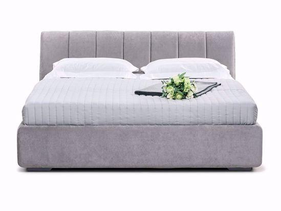 Ліжко Барбара Luxe 160x200 Сірий 2 2