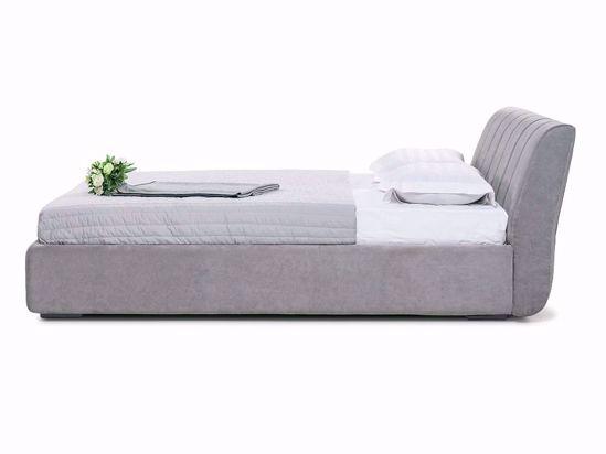 Ліжко Барбара Luxe 160x200 Сірий 2 3