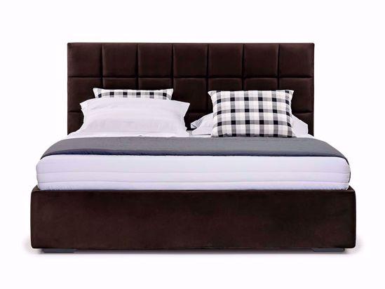 Ліжко Марта міні Luxe 160x200 Коричневий 2 2