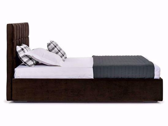Ліжко Марта міні Luxe 160x200 Коричневий 2 3