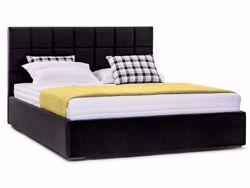 Ліжко Марта міні Luxe 160x200 Чорний 2 1