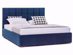 Ліжко Марта міні Luxe 160x200 Синій 2 1