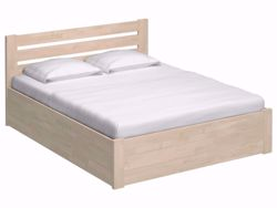 Ліжко Calgary Luxe 160x200 Олія Білий 1