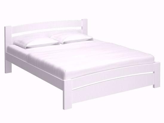 Ліжко Edmonton 160x200 Фарба Білий -1