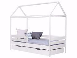 Ліжко Аммі 90x190 Білий -1