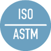 Certificate -- ISO & ASTM - 90