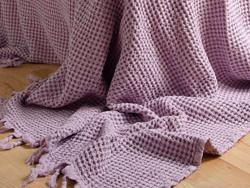 Плед Emeline 240x260 Фіолетовий -1