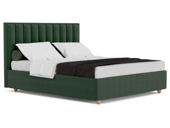 Ліжко Bristol Luxe 90x200 Зелений 2 -1