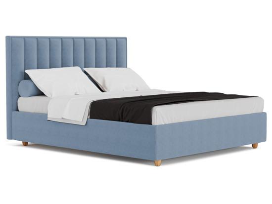 Ліжко Bristol Luxe 90x200 Синій 2 -1
