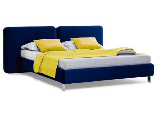 Ліжко Моніка 160x200 Синій 3 -1