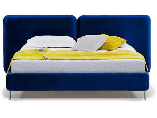 Ліжко Моніка 160x200 Синій 3 -2