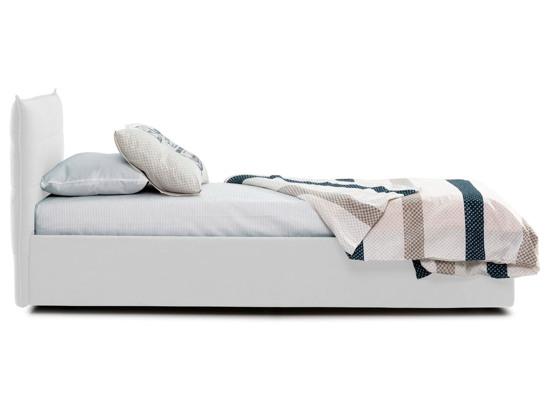 Ліжко Ніка Luxe 90x200 Білий 2 -3