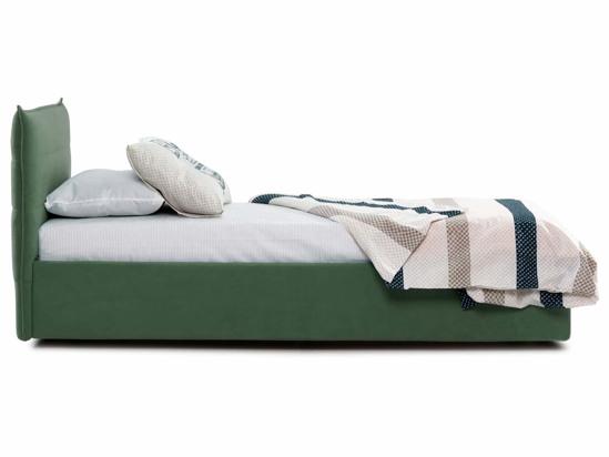Ліжко Ніка Luxe 90x200 Зелений 4 -3