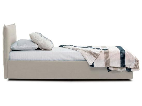 Ліжко Ніка Luxe 90x200 Бежевий 4 -3