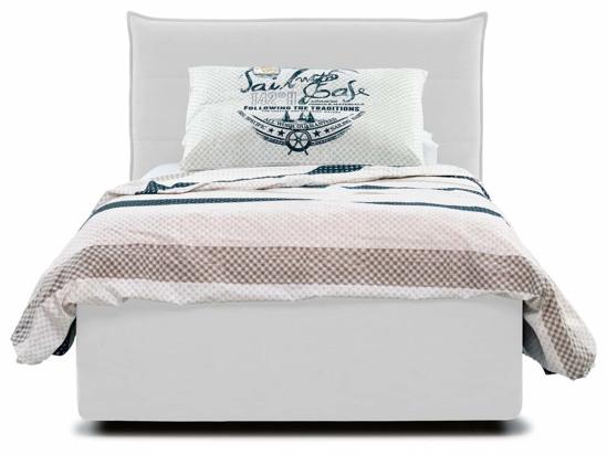 Ліжко Ніка Luxe 90x200 Білий 5 -2
