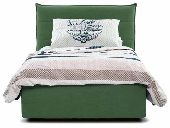 Ліжко Ніка Luxe 90x200 Зелений 7 -2