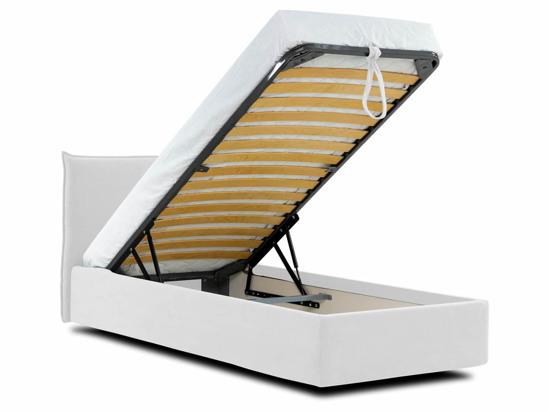 Ліжко Ніка Luxe 90x200 Білий 7 -4