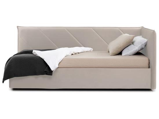 Ліжко Вероніка 120x200 Бежевий 4 -3