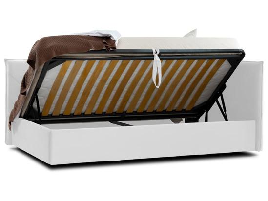 Ліжко Вероніка Luxe 120x200 Білий 4 -4