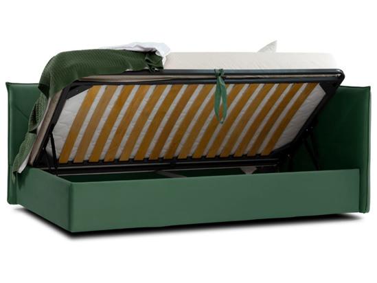 Ліжко Вероніка Luxe 120x200 Зелений 6 -4