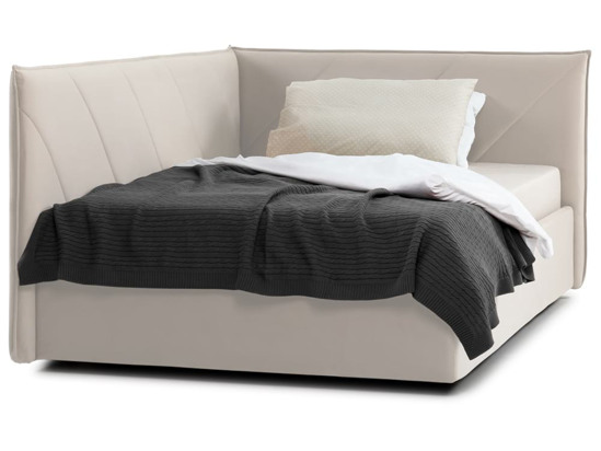 Ліжко Вероніка 120x200 Бежевий 8 -2