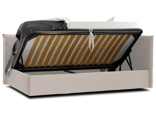 Ліжко Вероніка Luxe 120x200 Бежевий 8 -4