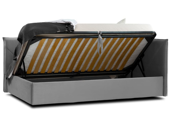 Ліжко Вероніка Luxe 120x200 Сірий 8 -4