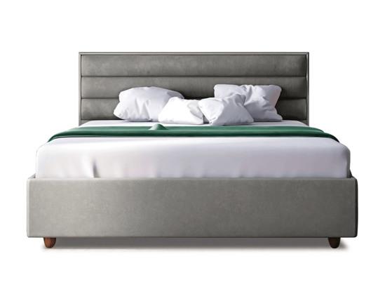 Ліжко Novelle Luxe 140x200 Сірий 3 -2