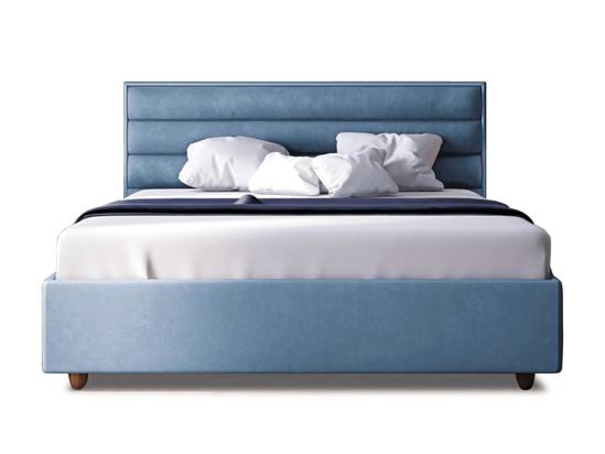 Ліжко Novelle Luxe 200x200 Синій 3 -2