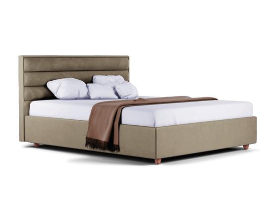 Ліжко Novelle Luxe 200x200 Бежевий 3 -1