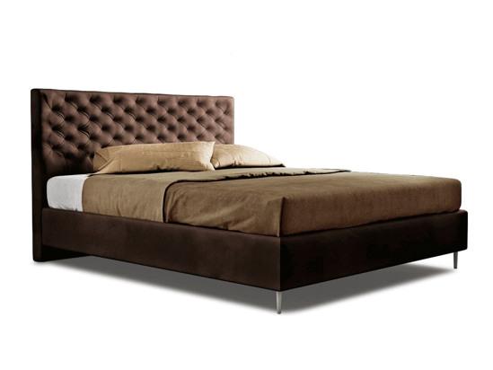Ліжко Richmond Luxe 200x200 Коричневий 3 -1