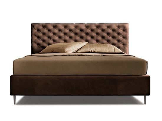 Ліжко Richmond Luxe 200x200 Коричневий 3 -2