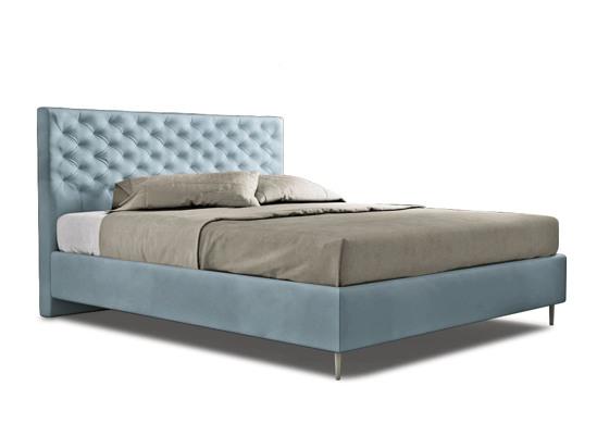 Ліжко Richmond Luxe 160x200 Синій 3 -1